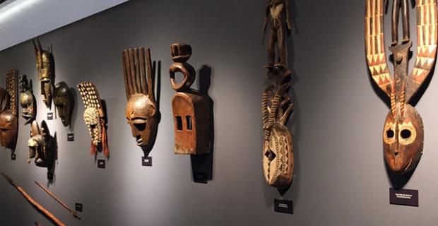 İzmir'de 'Afrika sanatı' sergisi